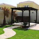 Pergolas & Gazebos   in Dubai
